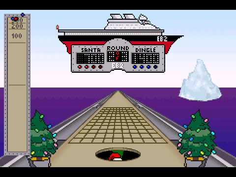 Elf Bowling 1 & 2 - Elf Bowling 2 (GBA) - User video