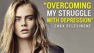 Cara Delevingne's Powerful Life Advice on Overcoming Depression and Anxiety (MUST WATCH)