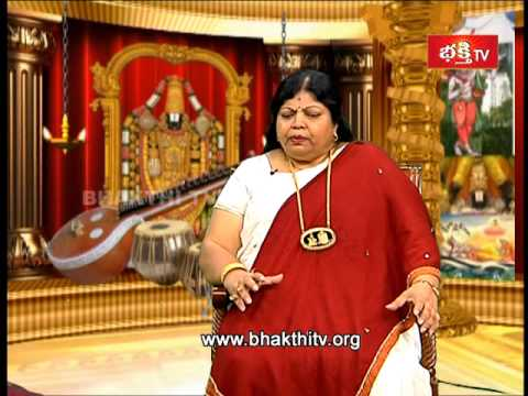 Devotional Singer Shobha Raju Special | Swararchana_Part 1 |...