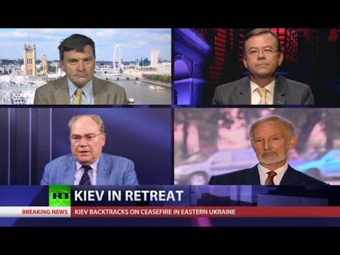 CrossTalk: Kiev in Retreat