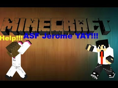 Seeing  ASF Jerome on TheJerryandHarry server!