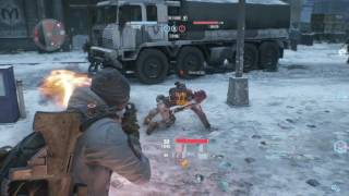 The Division alexd last stand