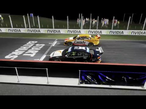 Project Cars - Ford Falcon FG V8 Supercar - Mount Panorama Motor Racing Circuit (Bathurst)