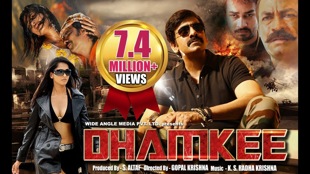 Movies Name in Hindi Dhamkee Hindi Action Movie