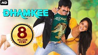 Madrasi - Dhamkee - Hindi Action Movie 2014 | Ravi Teja, Anushka Shetty | New Hindi Movies 2014 Full Movie