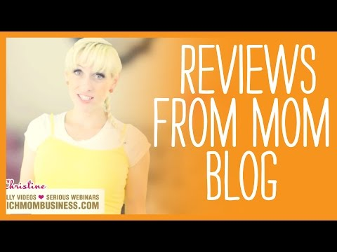 Consumer Reviews - From a Working Mom Blog