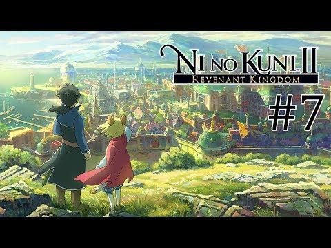 ЗАПИСЬ СТРИМА ► Ni no Kuni II: Revenant Kingdom #7