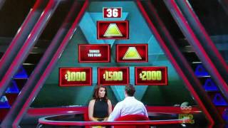 Download Song $100,000 Pyramid (2016) S1 Ep4 Winner's Circle Down to the Wire - Bellamy Young & Kyle Free StafaMp3