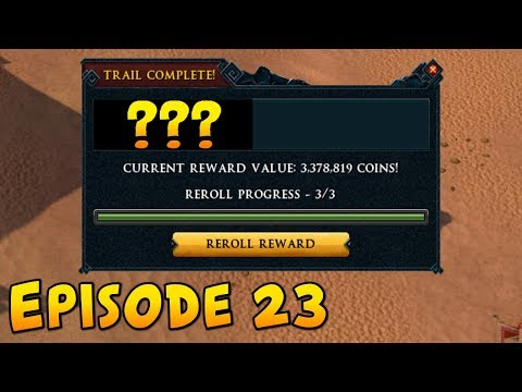CLUE SCROLL LUCK IS REAL! - Ironman Progress Episode 23 [Runescape 3]