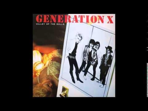 Generation X - Shakin