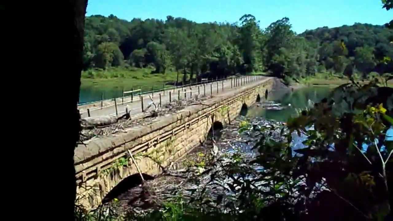 Abandoned pennsylvania railroad 1907 revised west penn bike trail