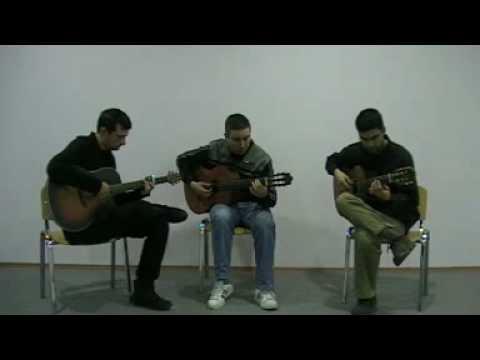 Sezen Aksu - Tükeneceğiz - Guitar Trio