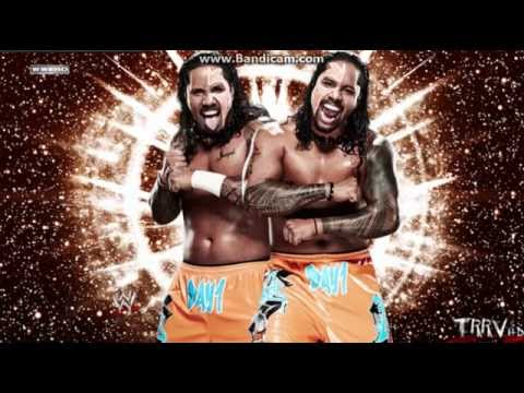 Wwe theme song the usos 2014 youtube - The usos theme song so close now ...