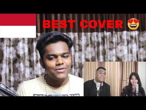 Download Hanin Dhiya & Andmesh - A Whole New World Cover | REACTION Mp4 baru