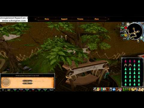 Runescape 1-99 Range Guide P2P and F2P