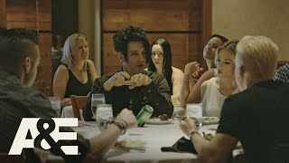 Criss Angel: Trick'd Up - Dinner with Criss & Friends | A&E