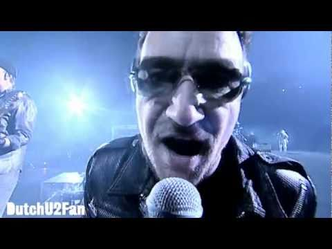 U2 - Get On Your Boots - Live From Denver 360° Tour - HD