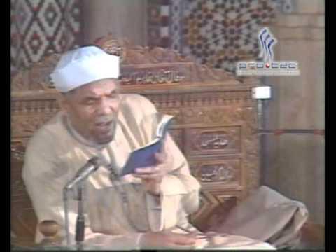 08- تفسير سورة النساء - الاية ( 23 - 24 ) - الشعـراوي