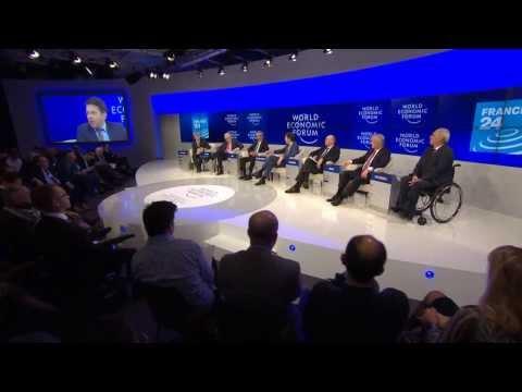 Davos 2014 - Rebuilding Banking in Europe