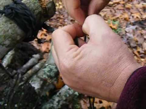 Making Braided Cordage - 3 & 4 Strand
