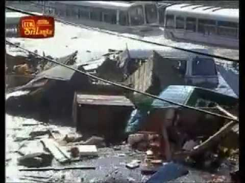 Sri Lanka: Tsunami 2004 video