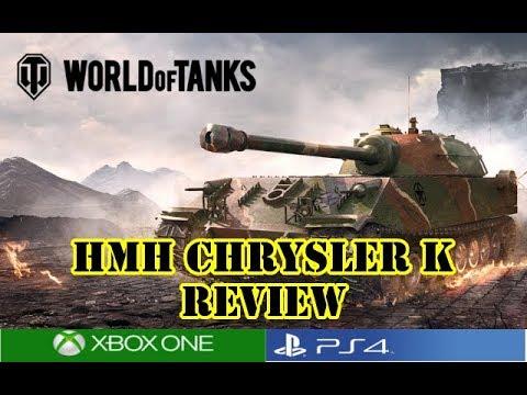 World of Tanks - HMH Chrysler K Review