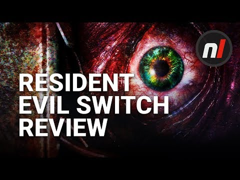 Resident Evil Revelations Collection Review - Nintendo Switch
