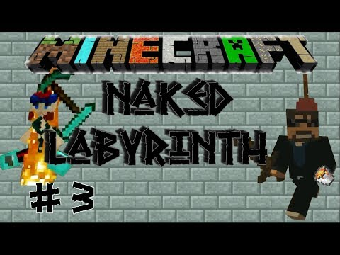 Minecraft   FTB: Unleashed   Naked Labyrinth   STAMPEDE!!! w/ Ssundee