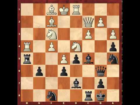 Chess: Stefan Kindermann 2480 - Susan Polgar 2430, French Defence http://sunday.b1u.org