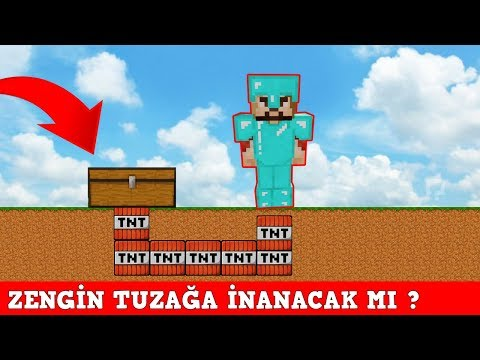 HIRSIZ VS POLİS #57 - Zengin Tuzağa İnanacak Mı ?