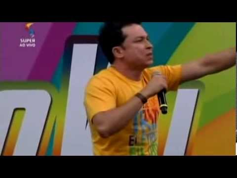 Pastor Lucinho Barreto - Não Apaguem O Espirito - Espiritoval 01 03 2014 video