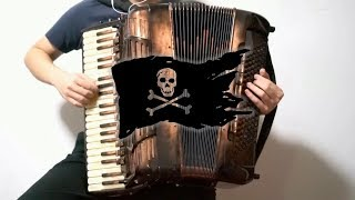 Accordion Pirates Of The Caribbean He 39 S A Pirate