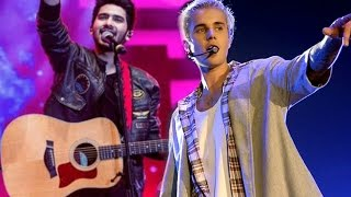 Justin Bieber Concert India 2017 - Armaan Malik Talks About His Wish To Perform With Justin