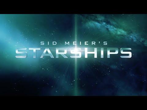 Sid Meier's Starships Announcement Trailer