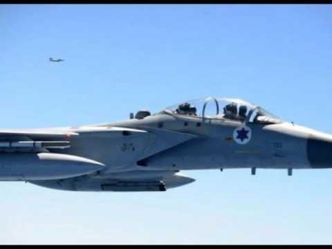 Israeli air strikes hit Hezbollah bases