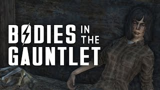 Bodies in the Gauntlet - What Are Their Stories? - Fallout 4 Nuka World Lore