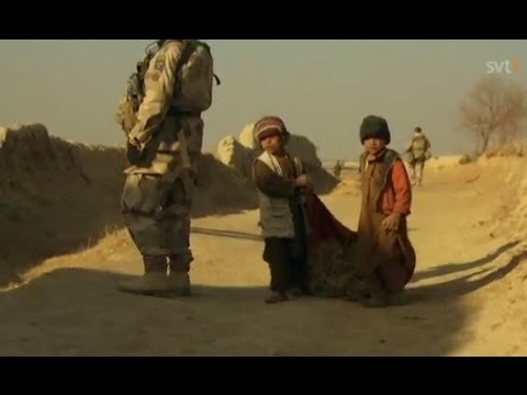 War for Peace 2/6 (Krig för Fred) Swedish Afghanistan Documentary