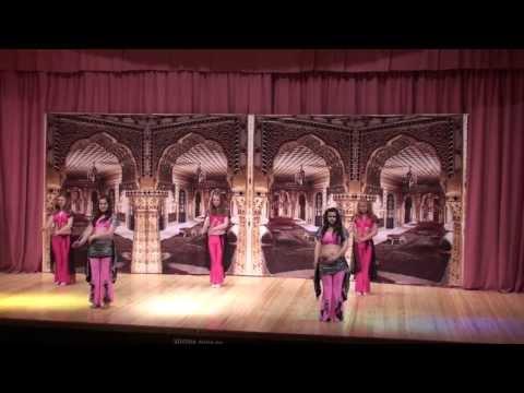 Студия танца Майя - Восточный танец с тростью arabik Dance video