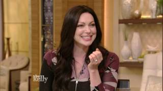 Why Ashton Kutcher Is Upset About Laura Prepon