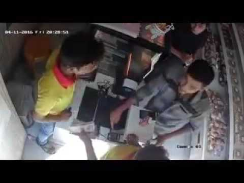 Assault over ₹500 note. At a bakery in Guwahati. Viral video!!! thumbnail