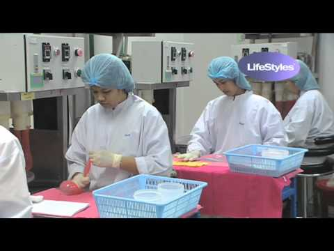 See how LifeStyles Condoms Are Made and Tested