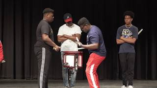 Amazing 8 Way Snare Drum Battle featuring Atlanta Drum Academy
