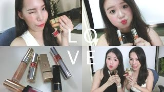 MAKE UP EP 4 ~FAV LIP PRODUCT~近期最愛唇部產品 ft Miu Miu