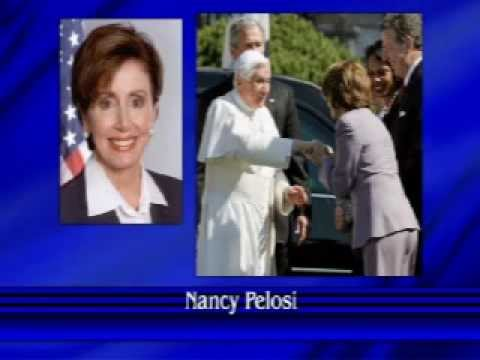 OBAMA & OPRAH New World Order 4 of 4 with Jesuit Pope, UN, EU, Oprah, Illuminati & (SUNDAY LAW)