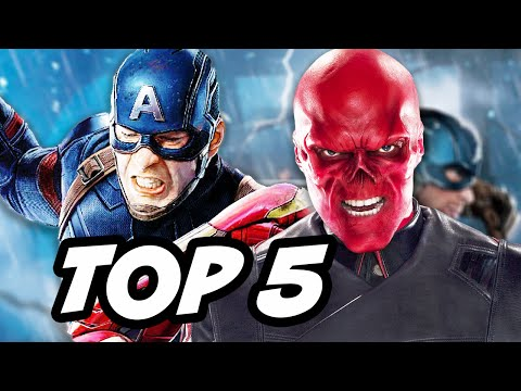 Agents Of SHIELD Season 3 Captain America Civil War TOP 5 WTF and Easter Eggs