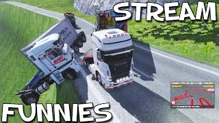 Stream Funnies (Hilarious OMSI 2 and ETS 2 Moments)