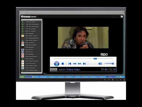 Satellite TV For PC
