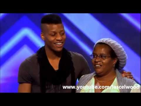 Lascel Wood - Use Somebody (kings Of Leon) X Factor 2011 First Audition Hq hd video