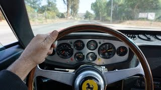 Ferrari 365/4 GTS GTB Video Miami Vice Daytona Spyder ~ McBurnie Test Drive