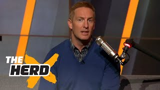 Joel Klatt did not expect Clemson to be in the National Championship | THE HERD